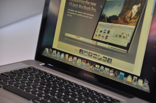 Apple launched unibody MacBook Pro in October 2008