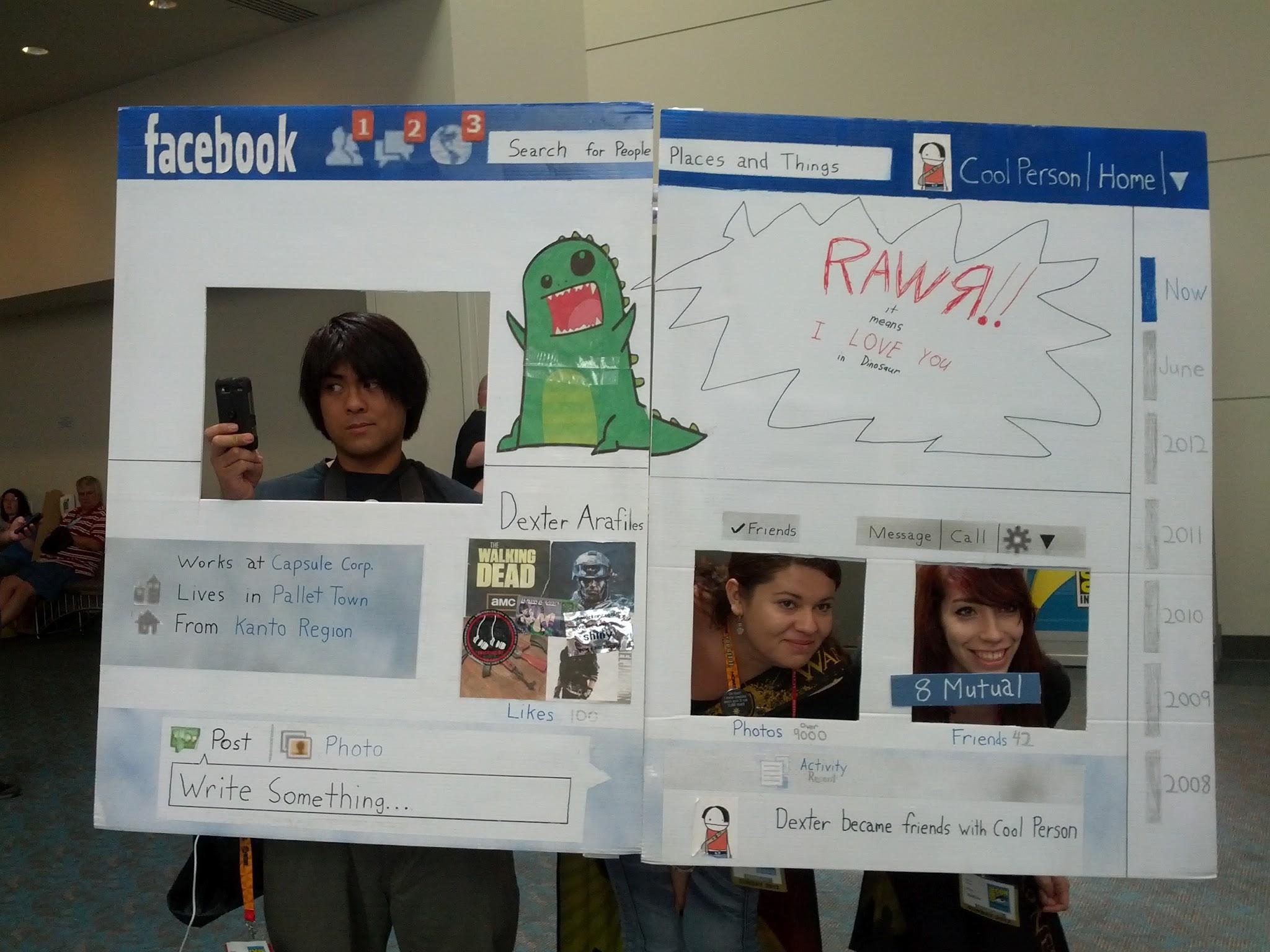 Facebook Comic-Con