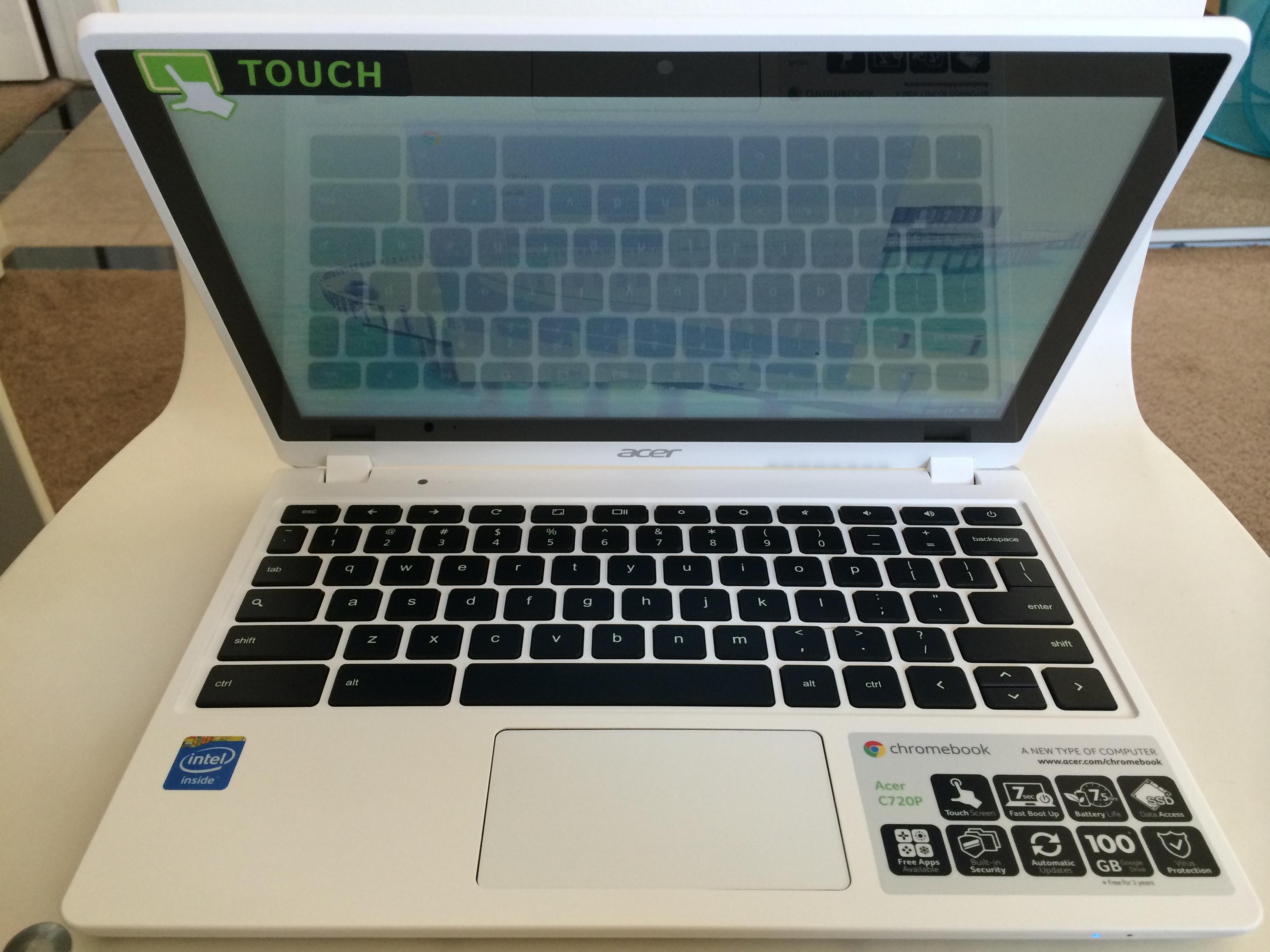 C720P Chromebook