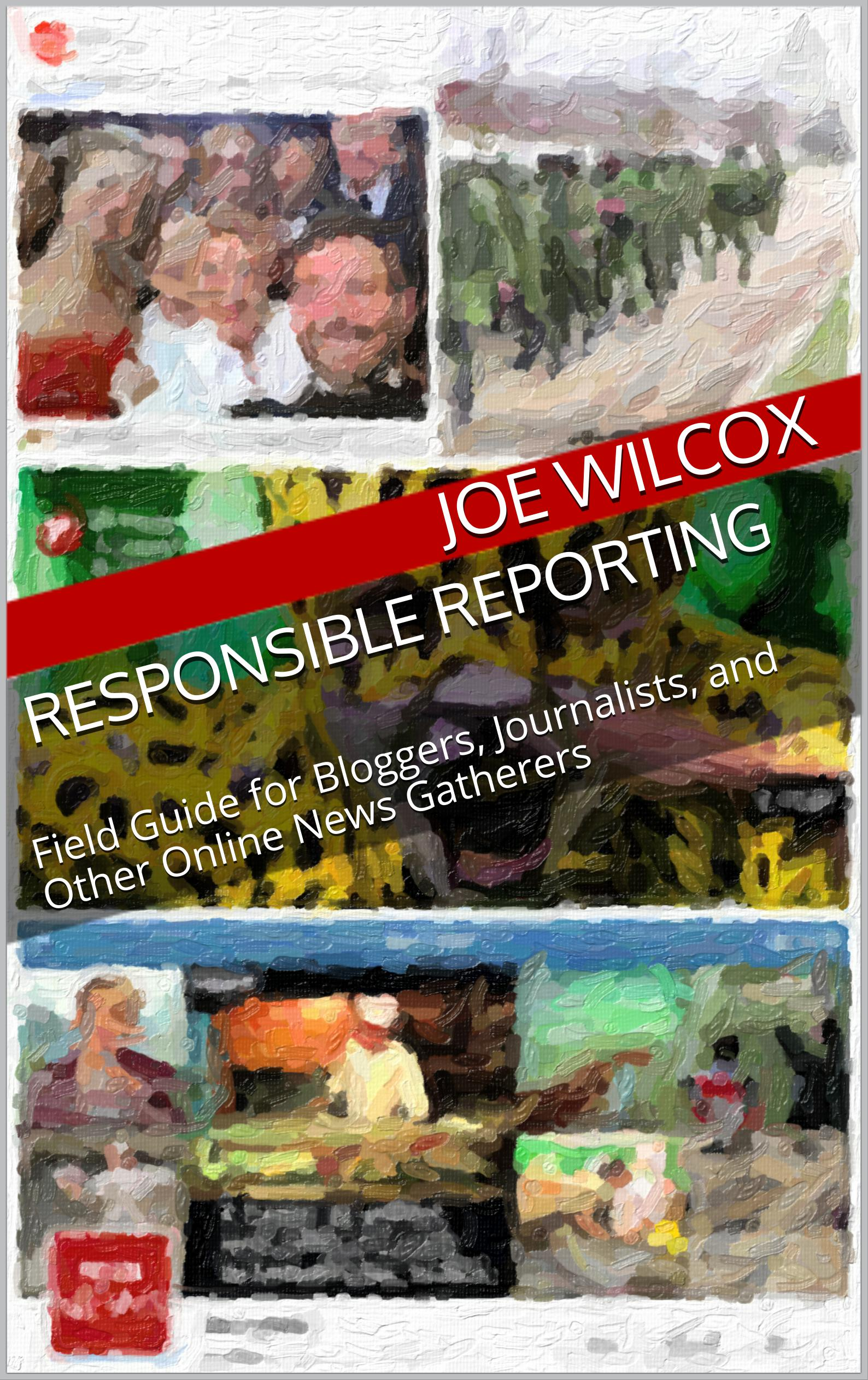 Responsible Reporting Cover
