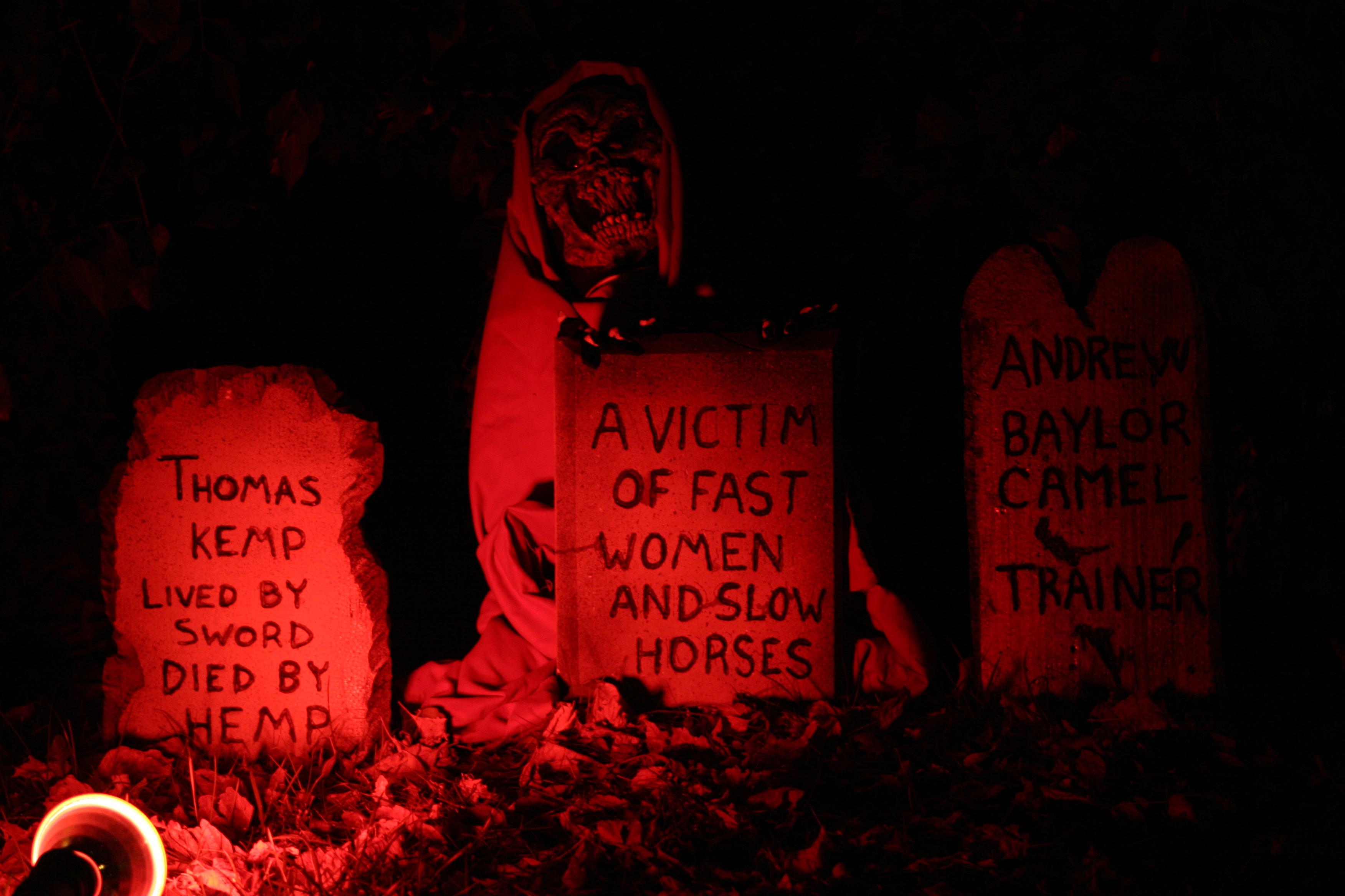 Grave-Matters