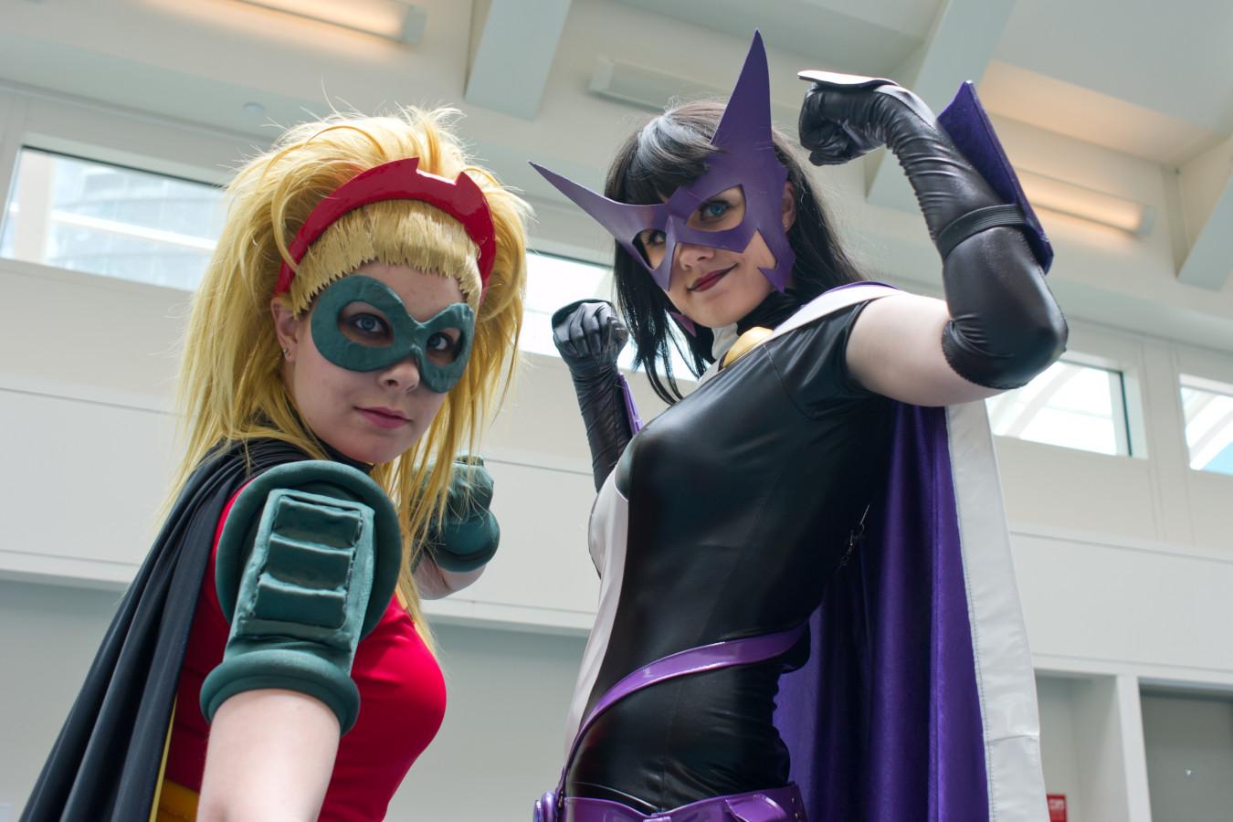 'Bat Bates', from Comic-Con 2010
