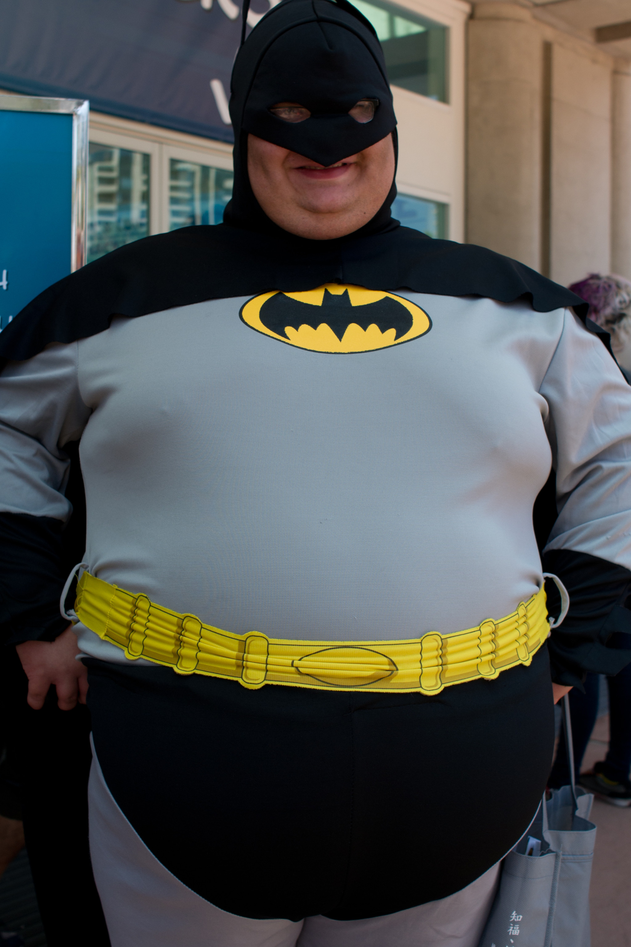 'Every Man a Hero', from Comic-Con 2010.