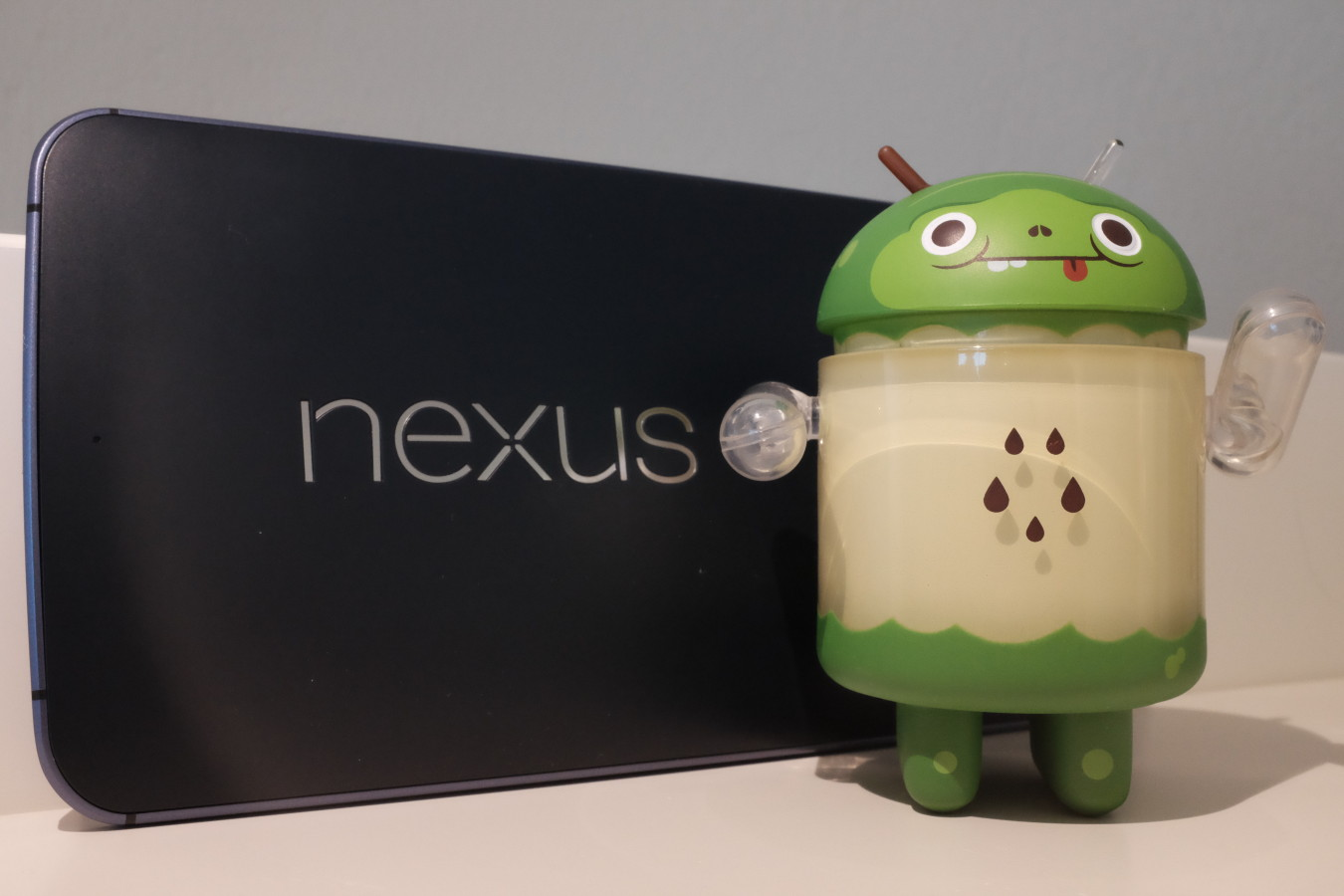 Nexus 6 and Android Watermellom