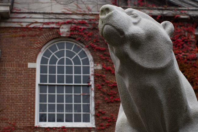 Bowdoin College Polar Bear