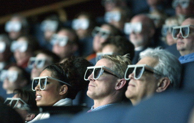 Hubble IMAX 3D Watchers