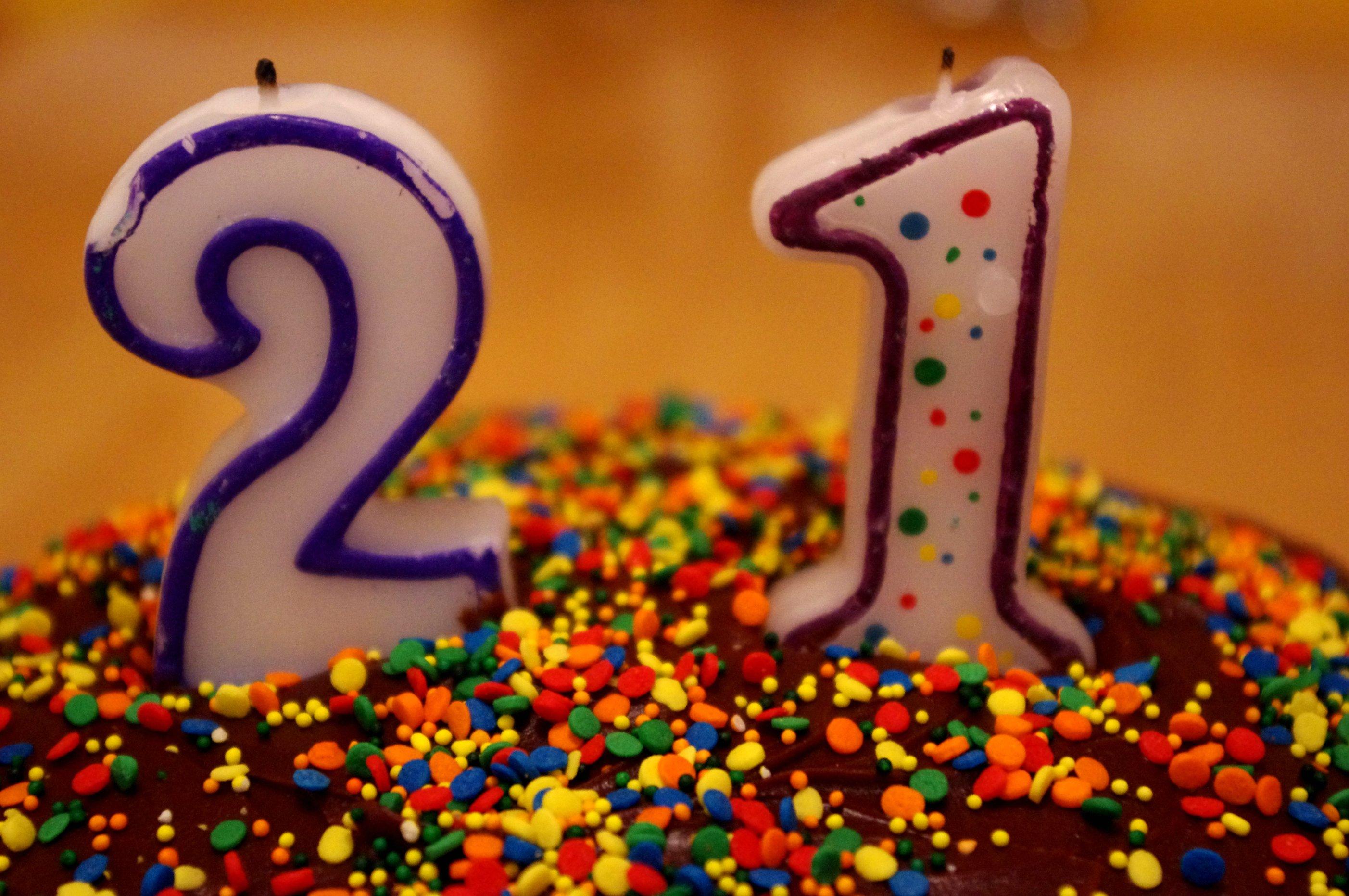 Поздравление на день рождения дочери на 21 год