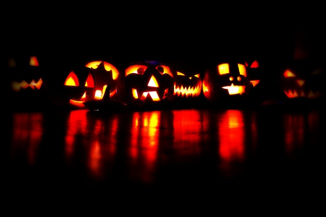 Jack O Lanterns Pumpkins Halloween
