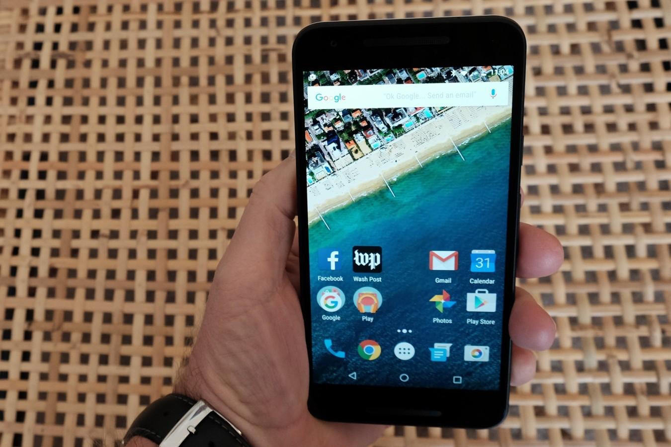 Nexus 5X Screen