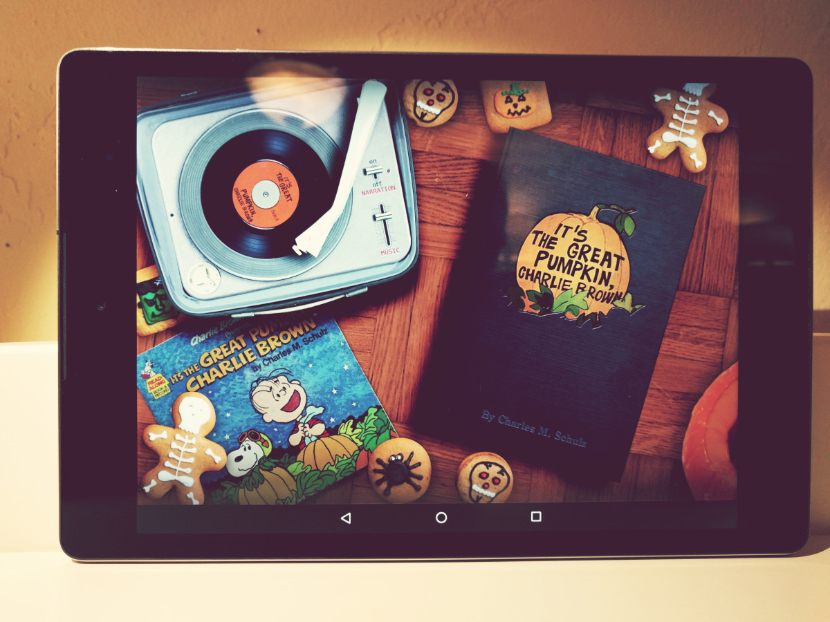 Nexus 9 Great Pumpkin