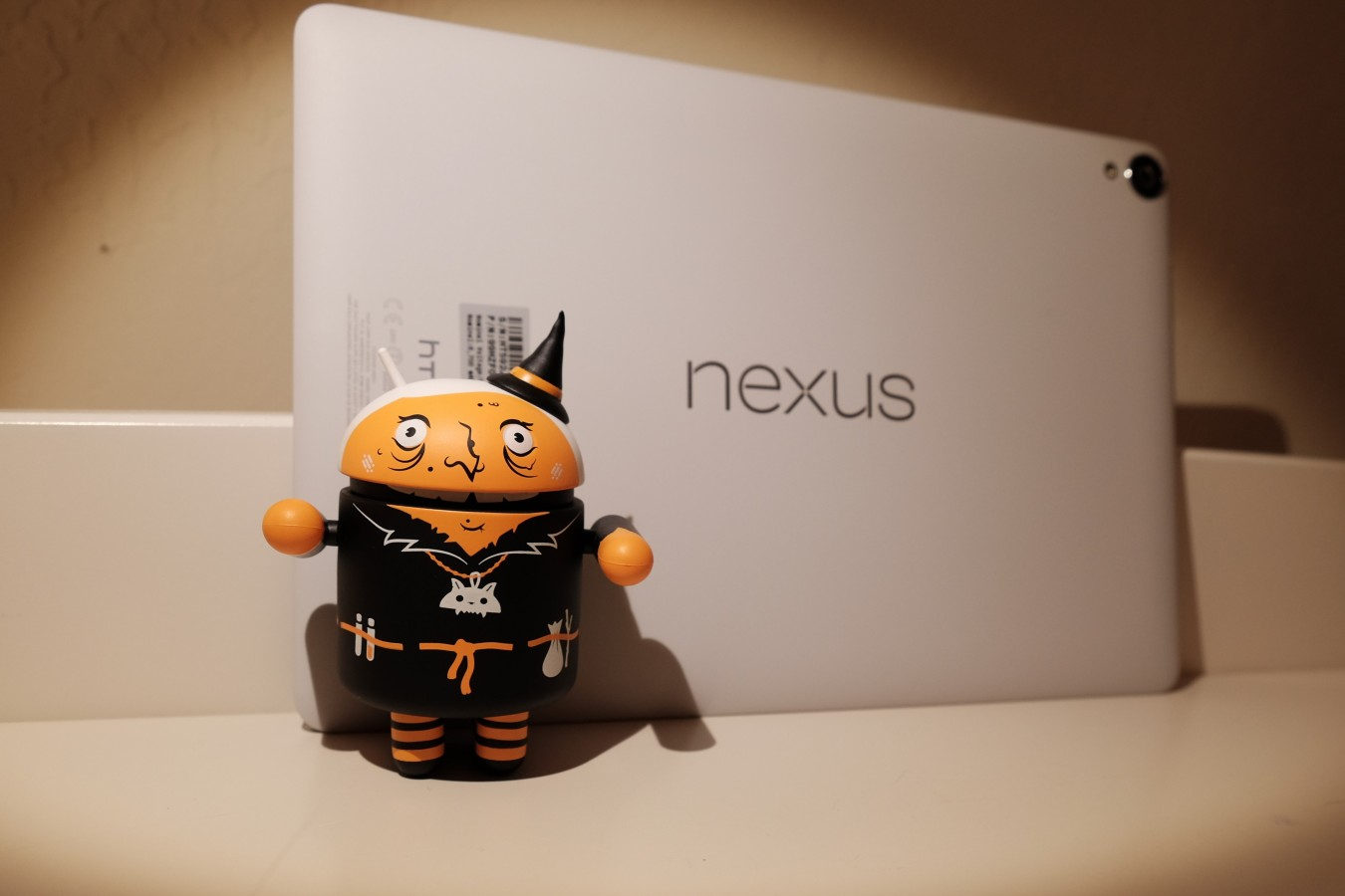 Wicky Witch Android Nexus 9