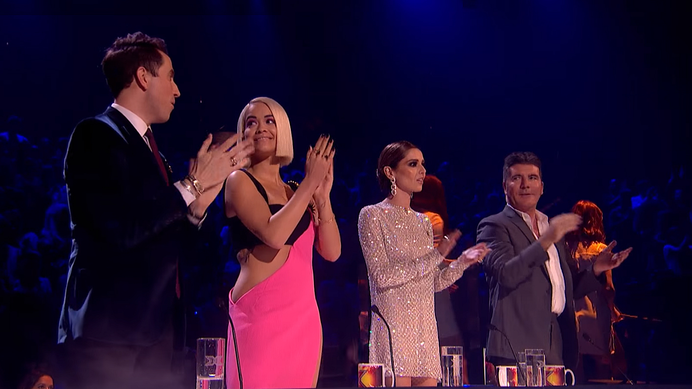 X Factor UK 2015 Judges
