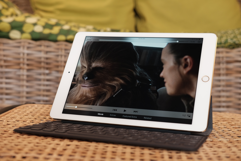 iPad Pro 9 point 7 inch