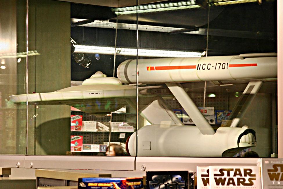Starship Enterprise Smithsonian