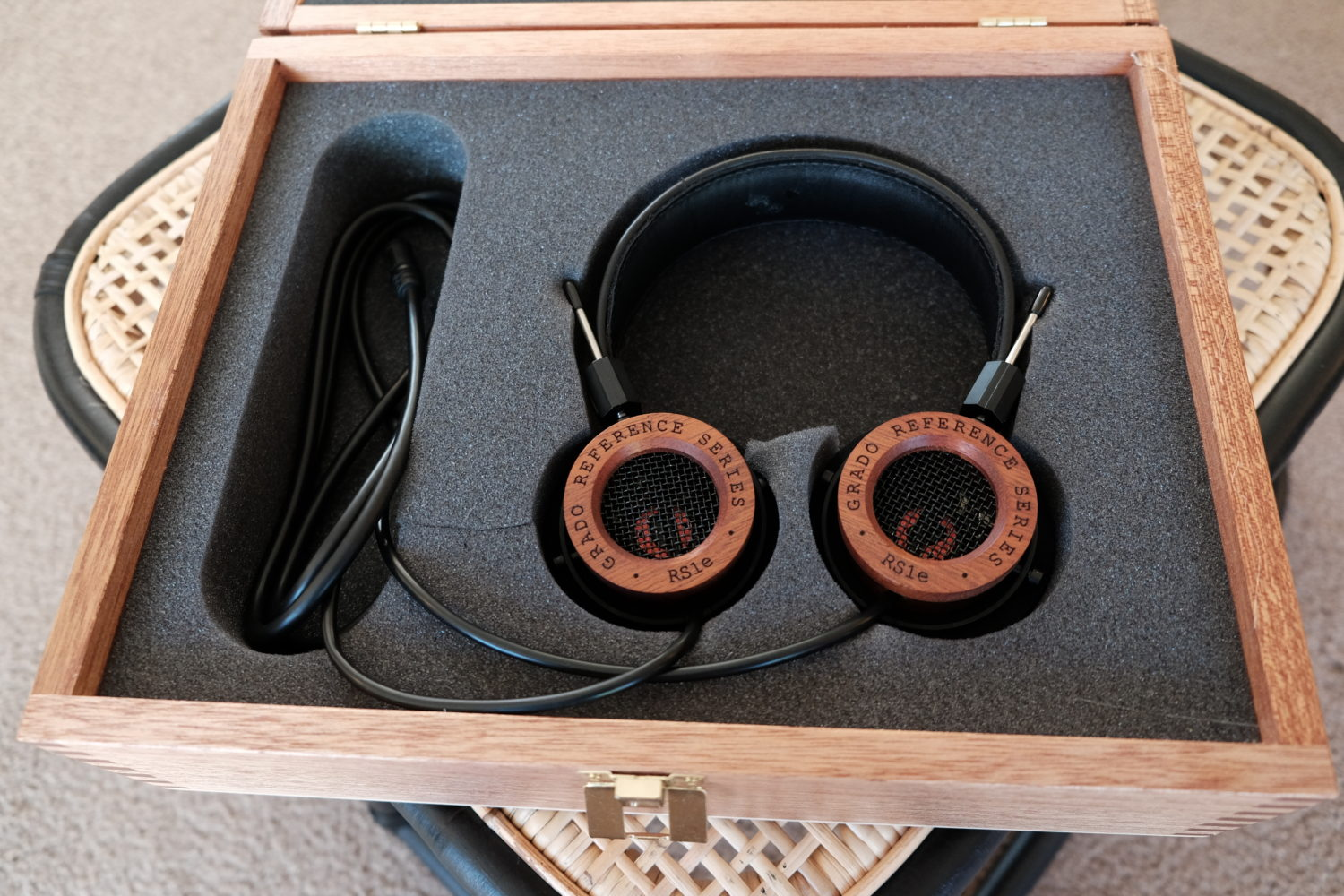 RS1e in Grado Box